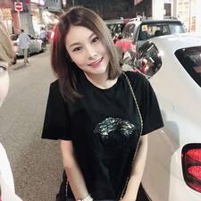 Profilo utente di Shi Ting