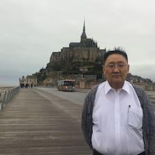 Perfil de usuario de Ganbaatar