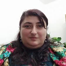 Shorena User Profile