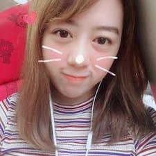 Tong - Uživatelský profil