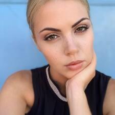 Profil utilisateur de Maria Sofia
