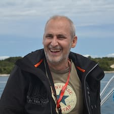 Profil utilisateur de Miroslav