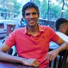 Notandalýsing Siddarth