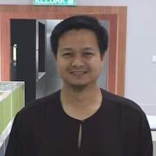 Profil utilisateur de Hasrul Nizam
