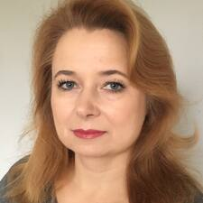 Jolanta User Profile