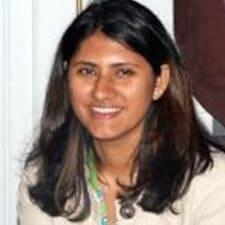 Aishwarya User Profile