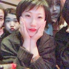 Perfil do usuário de 璨