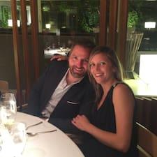 Florencia & Colin User Profile