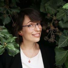 Erika Brukerprofil