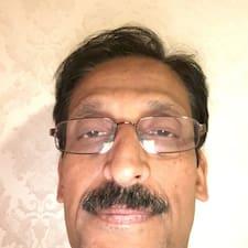 Jayant felhasználói profilja