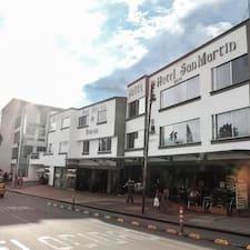 Perfil de usuario de Hotel San Martin