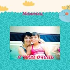 Анжелика User Profile