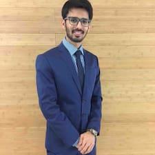 Deepan User Profile