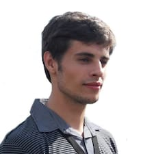 Ihar felhasználói profilja