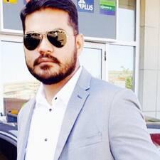Profil utilisateur de Ameer