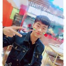 Perfil do usuário de 明