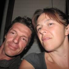 Fabrice Et Julia er en superhost.