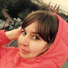 Оксана - Uživatelský profil
