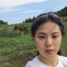 Perfil de usuario de Yoon Ji