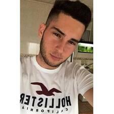 Henkilön Ramón käyttäjäprofiili