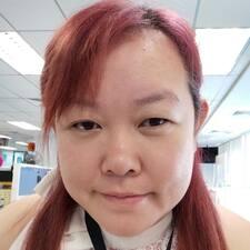 Viann felhasználói profilja