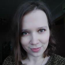 Профиль пользователя Oksana