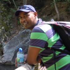 Ramaroson felhasználói profilja