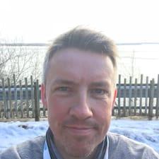 Morten Egeberg Brukerprofil
