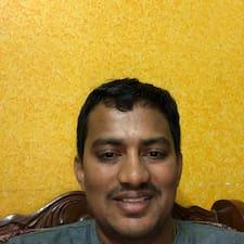 Gebruikersprofiel Manjunath