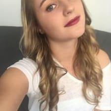 Maëlle felhasználói profilja