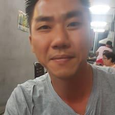 Perfil do utilizador de Lewcheanboon