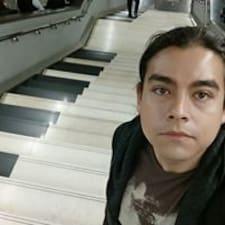 Jesús felhasználói profilja