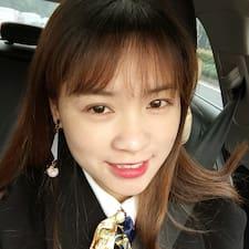 玲香 felhasználói profilja