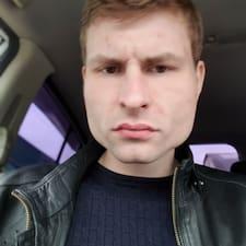 Gebruikersprofiel Кирилл