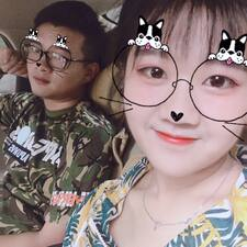 Perfil do utilizador de 董怡含