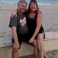 Robert & Caroline felhasználói profilja