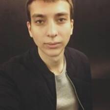 Kirill felhasználói profilja