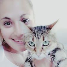 Profil utilisateur de Coréane