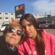 Luisa María felhasználói profilja
