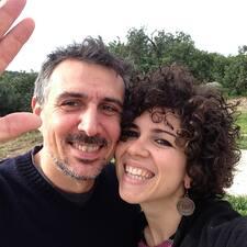 Luca & Arianna Brukerprofil