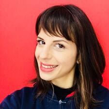 Profilo utente di Mônica