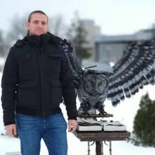 Perfil do utilizador de Pavel