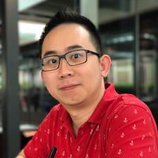 Profil utilisateur de Keng Yee