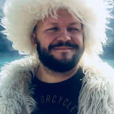 Användarprofil för Oleg