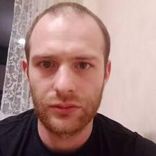 Profil utilisateur de Lev