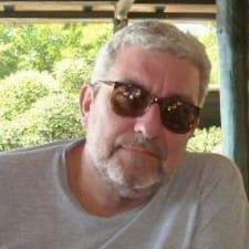 Profil uporabnika Stefanos