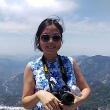 โพรไฟล์ผู้ใช้ Peng Shan (Meggie)