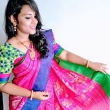 Profil utilisateur de JayaSubha