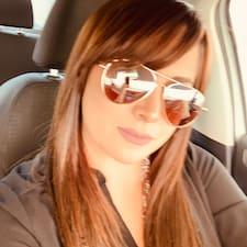 Abby felhasználói profilja