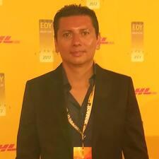 Profil utilisateur de Daniel Arturo
